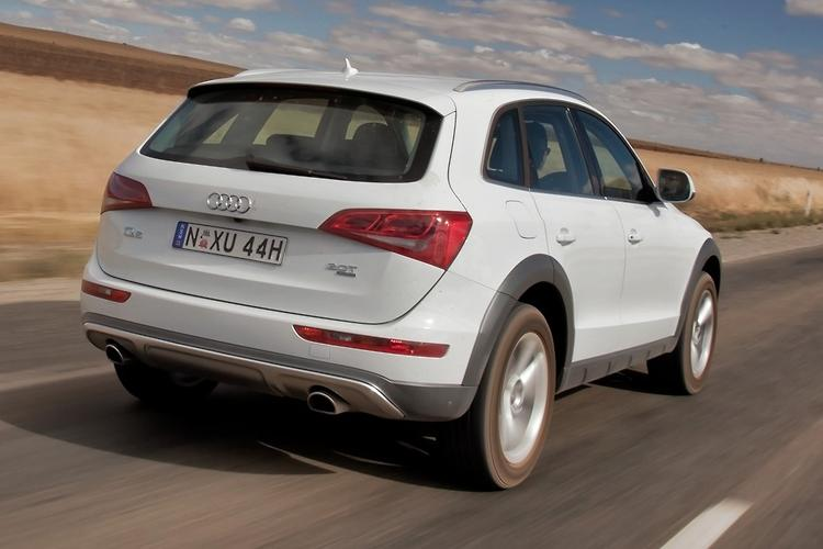 Audi Q5 2013: Launch Review - www carsales com au