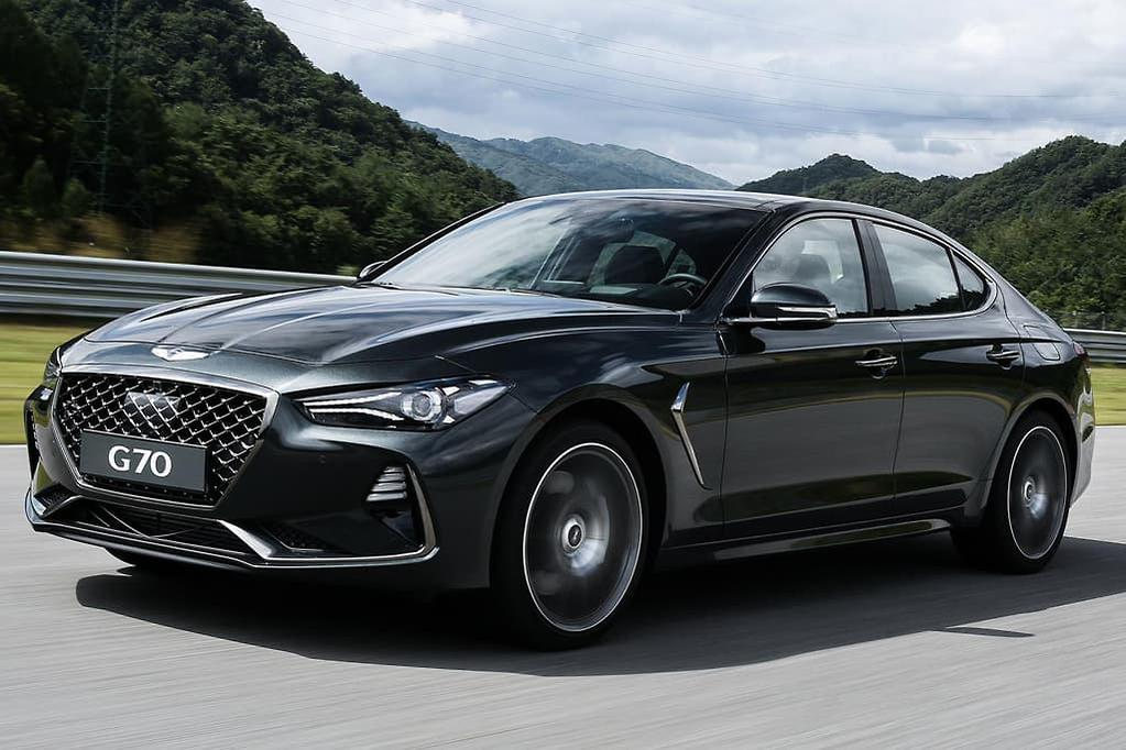 Genesis G70 To Be Priced From 58 000 Carsales Com Au