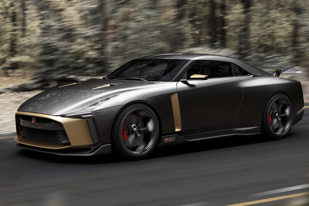 Next Nissan GT-R to be