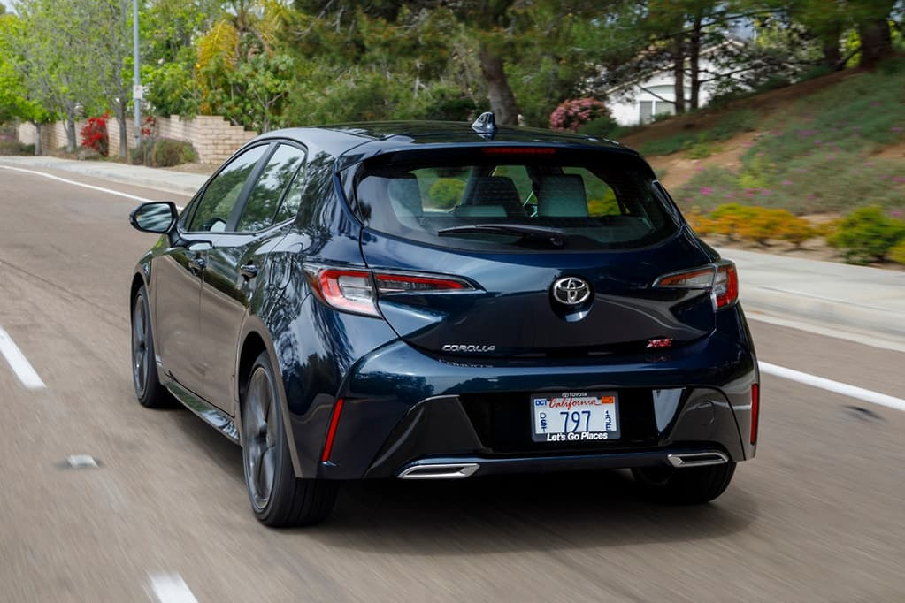 2019 Toyota Corolla Hybrid Due In August Www Carsales Com Au