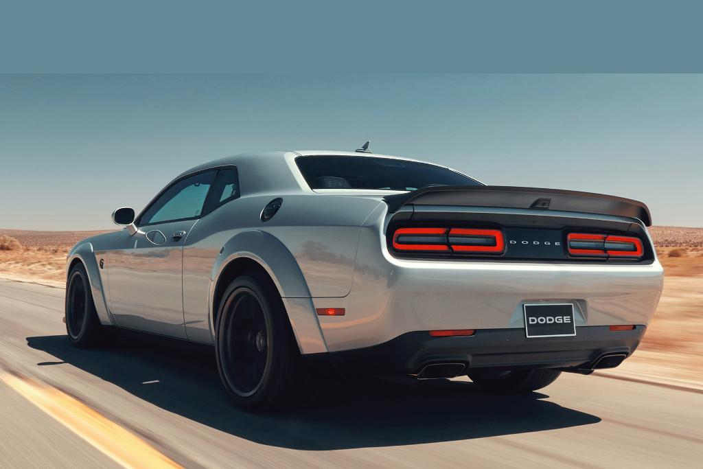 Dodge unleashes 594kW Challenger Hellcat - www carsales com au