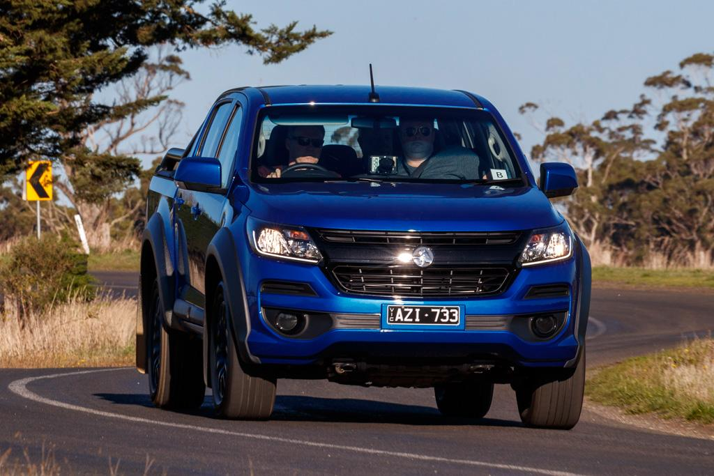 Holden Colorado LSX 2019 Review - Australia - www carsales