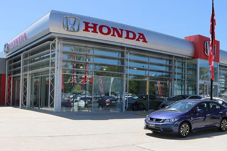 Honda In Mediation With Its Dealers Too Carsales Com Au