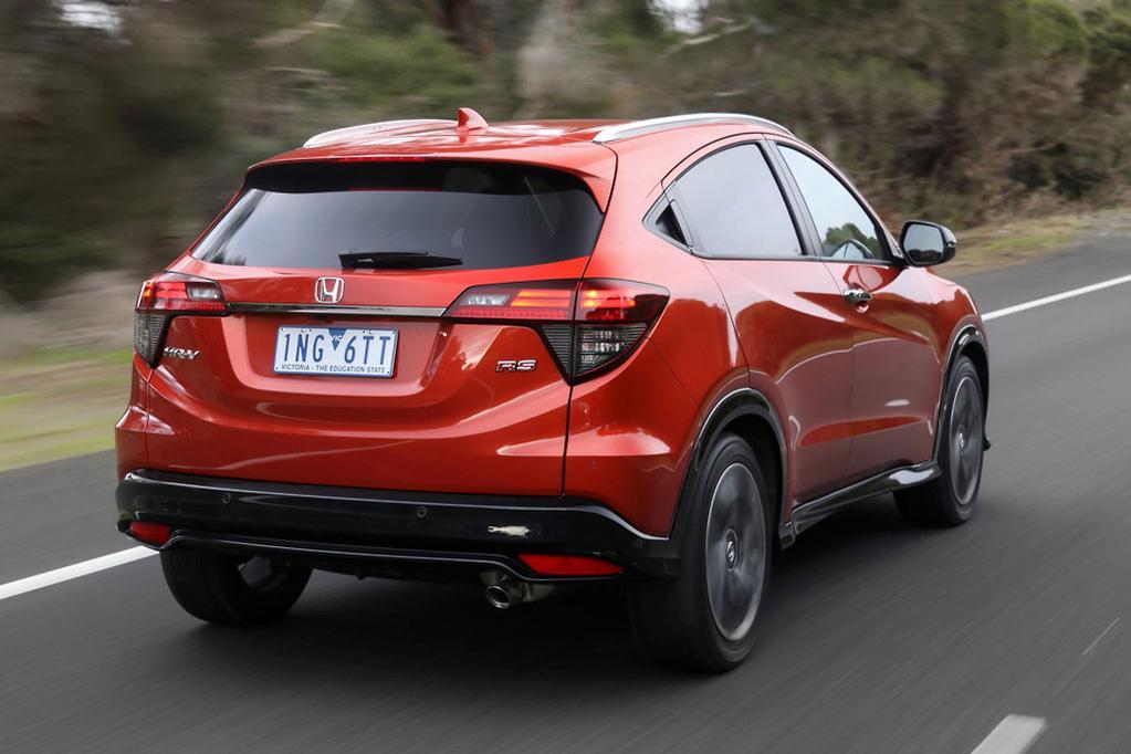 Honda HR-V 2018 Review – Australia - www.carsales.com.au 0f8ac89471f