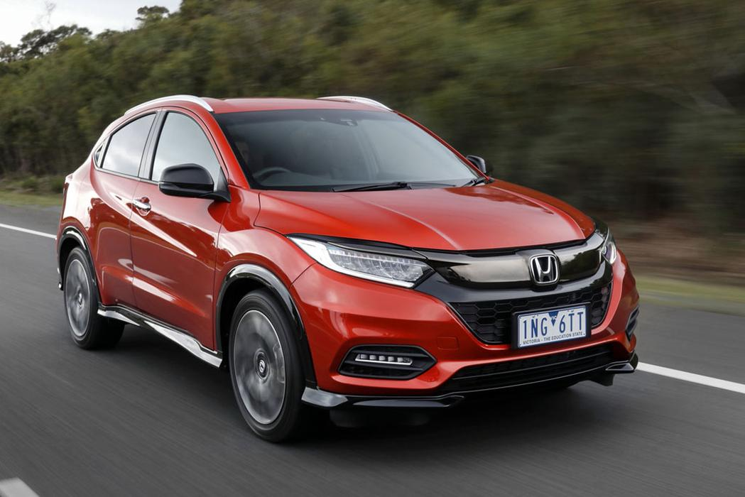 Honda Hr V 2018 Review Australia