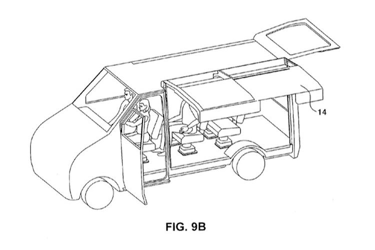 Leaked Patent Shows Hyundai Working On Gullwing Door