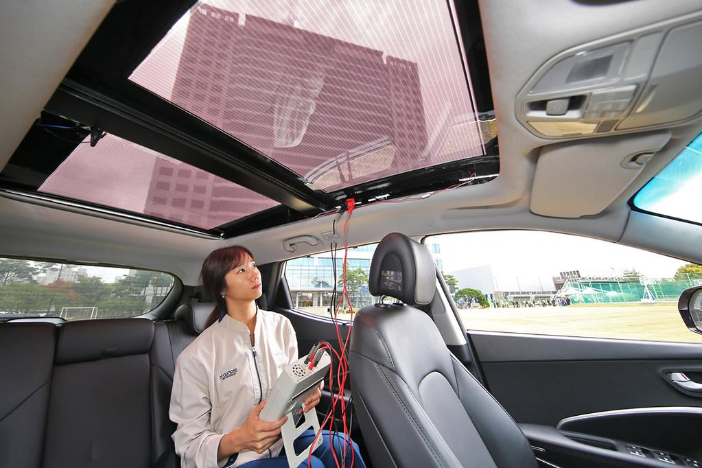Solar Panels On The Roof Will Reduce Fuel Bills For Hybrid And Ev Owners