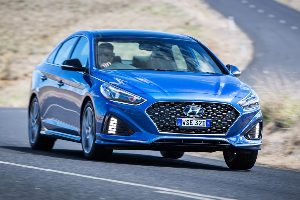 Hyundai Sonata 2017 Quick Spin - www carsales com au