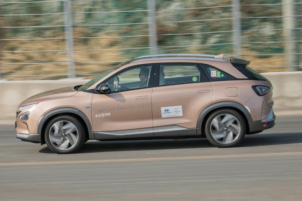 Hyundai Nexo 2018 Review Www Carsales Com Au