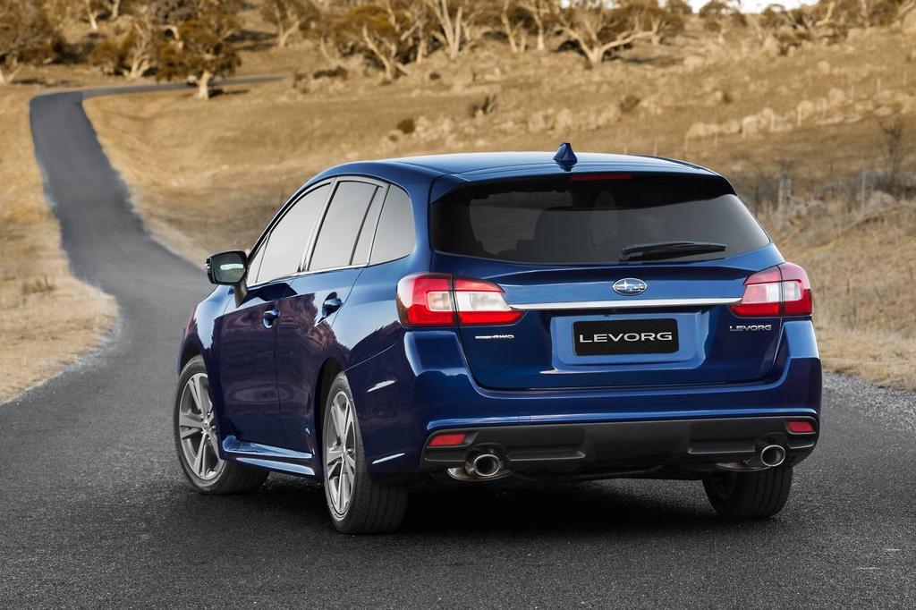 2018 Subaru Levorg details revealed - www carsales com au