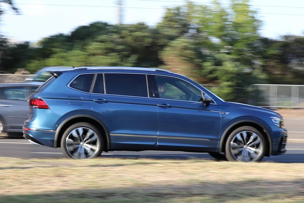 Volkswagen Tiguan Allspace 2018 Review Www Carsales Com Au