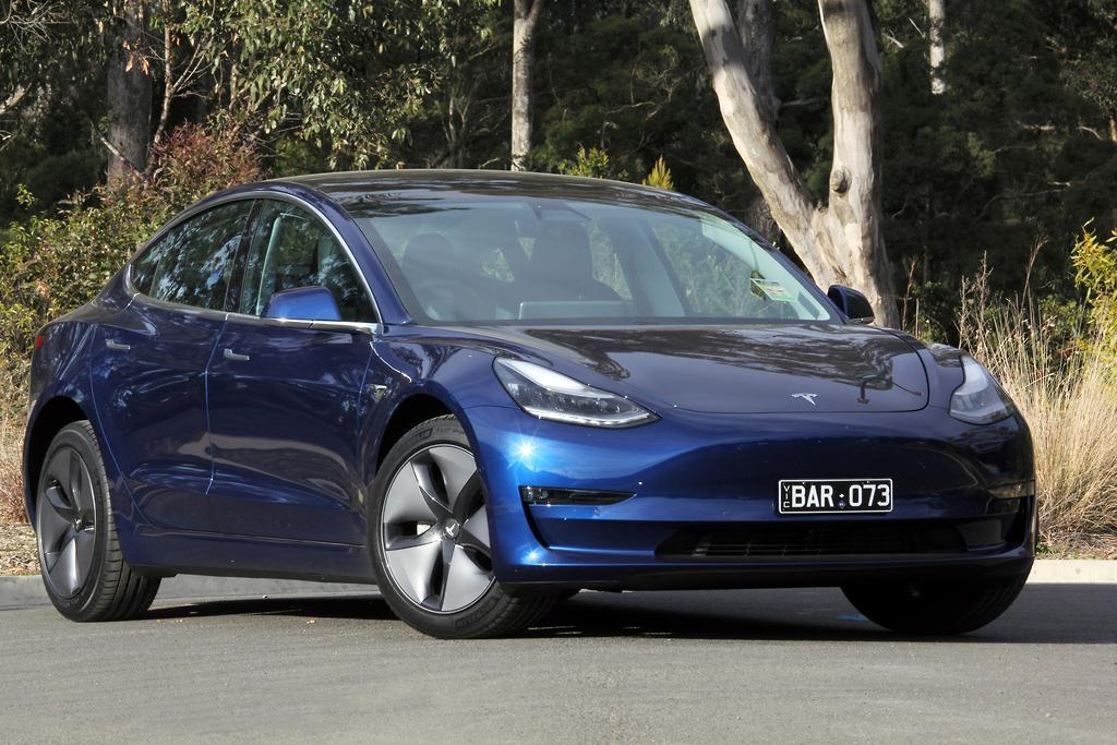 Aussie leads global Tesla Model 3 program - www carsales com au