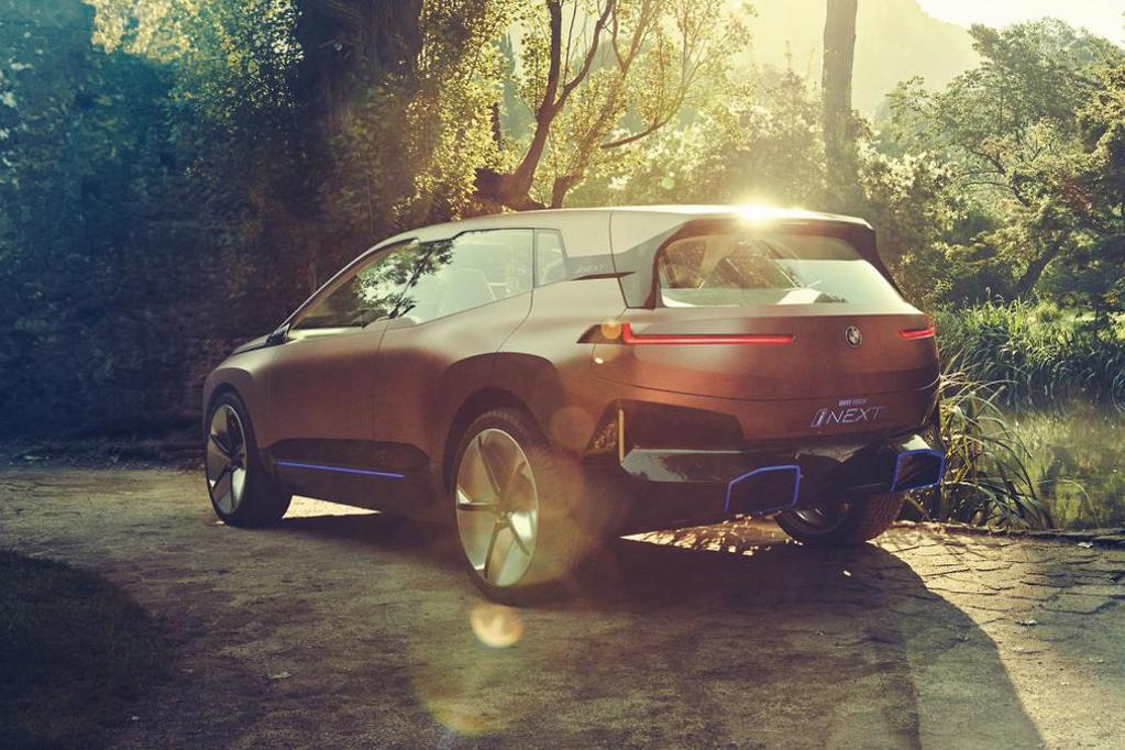 Bmw Reveals Pure Electric Vision Inext Suv Www Carsales Com Au
