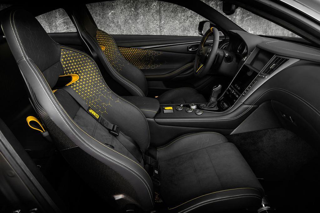 Infiniti Project Black S prototype evolves - www carsales com au