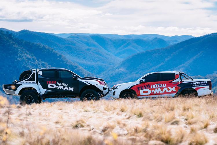 Both Concept X Vehicles Will Appear At Shows And Other Events Around  Australia In Coming Months. Isuzu Ute Australia Will Guage Public Reaction  Before ...