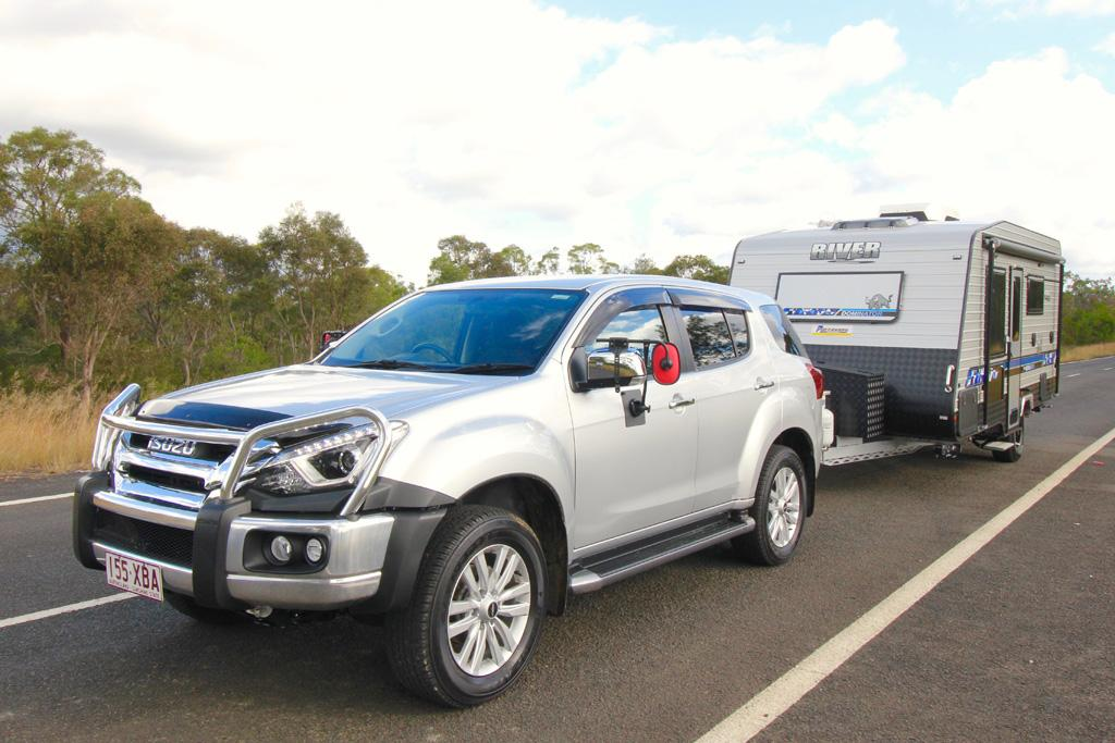 Top-10 tow vehicles for 2018 - www carsales com au