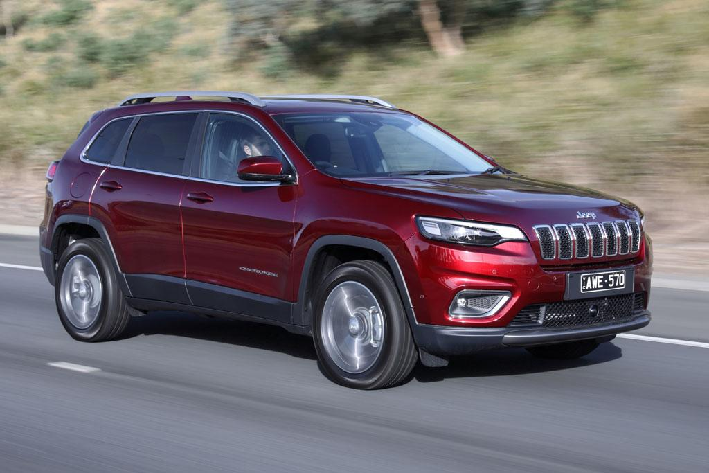 Jeep Cherokee 2018 Review