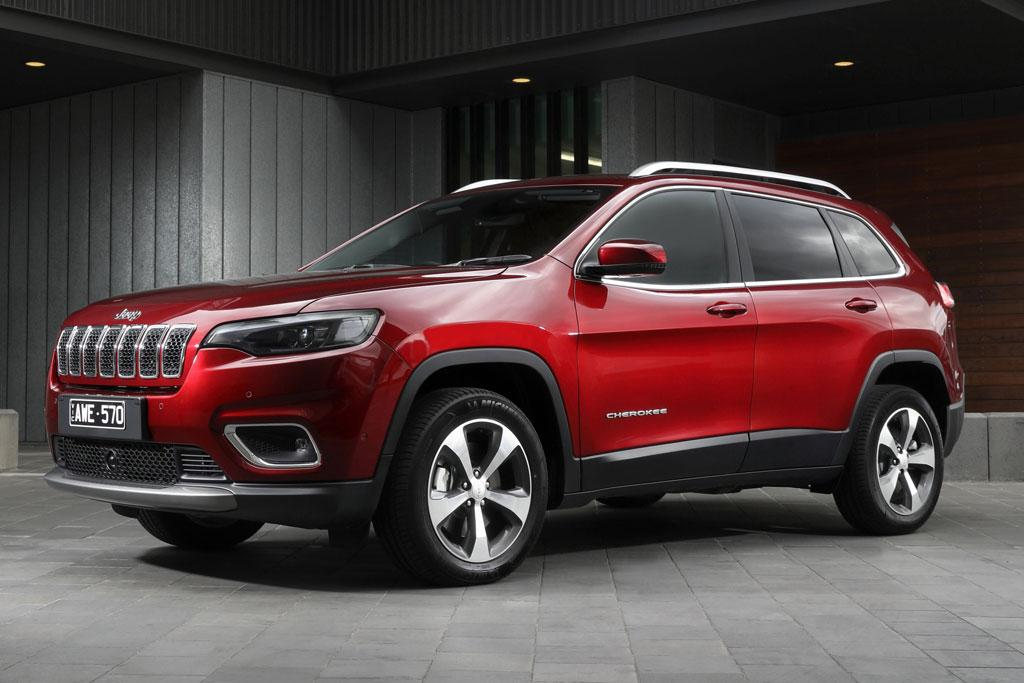 New Jeep Cherokee Recalled Before It Goes On