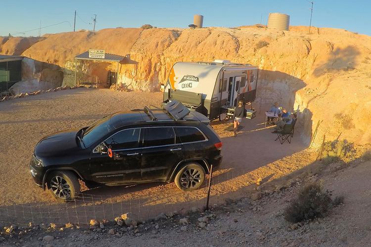 Jeep cherokee towing capacity australia