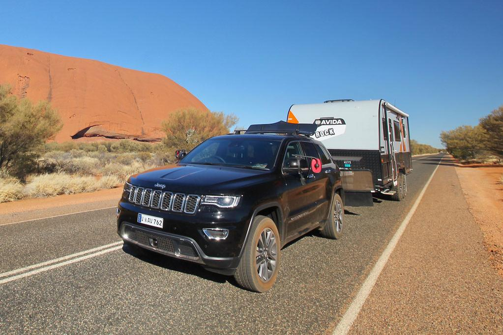 Jeep Grand Cherokee Towing Capacity >> Jeep Grand Cherokee 2018 Tow Test Review Www Carsales Com Au