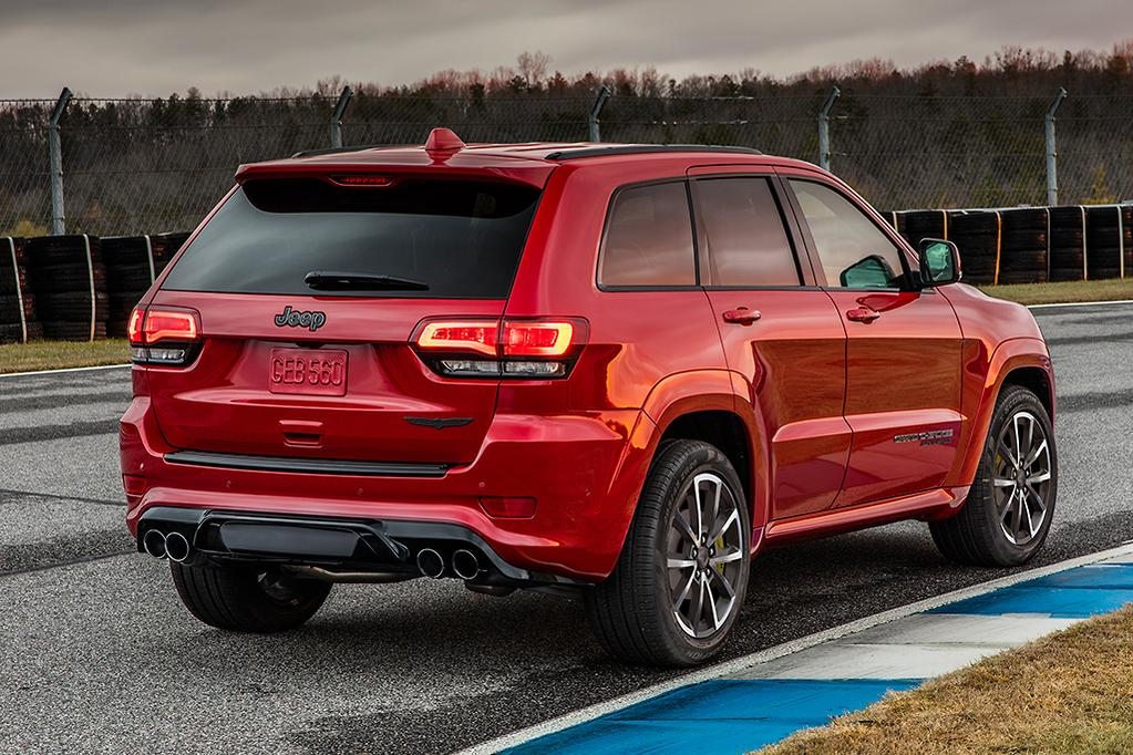 Jeep Trackhawk will be cheaper than expected - www carsales