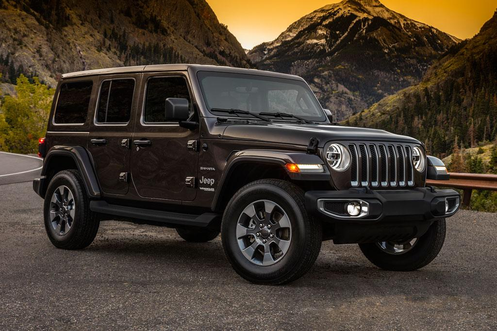 New Jeep Wrangler Delayed