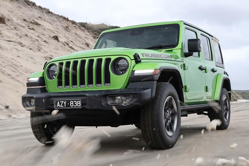 2020 Jeep Wrangler: News, Diesel, PHEV, Price >> Jeep Wrangler 2019 Review Australia Www Carsales Com Au