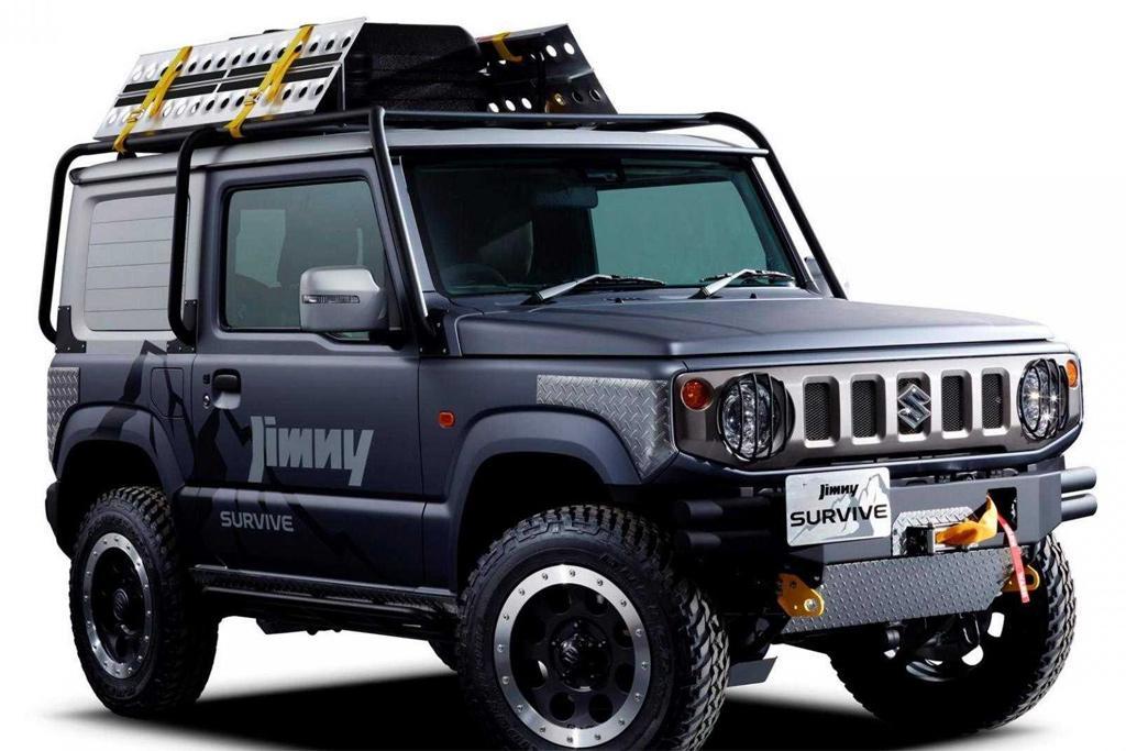 Suzuki Jimny Pick Up Gains Momentum Www Carsales Com Au