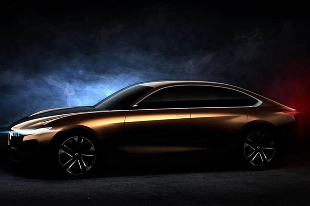 Beijing Motor Show Hybrid Kinetic Group To Reveal K350 Suv And K500