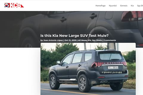 Kia Suv Family Car News Articles Carsales Com Au