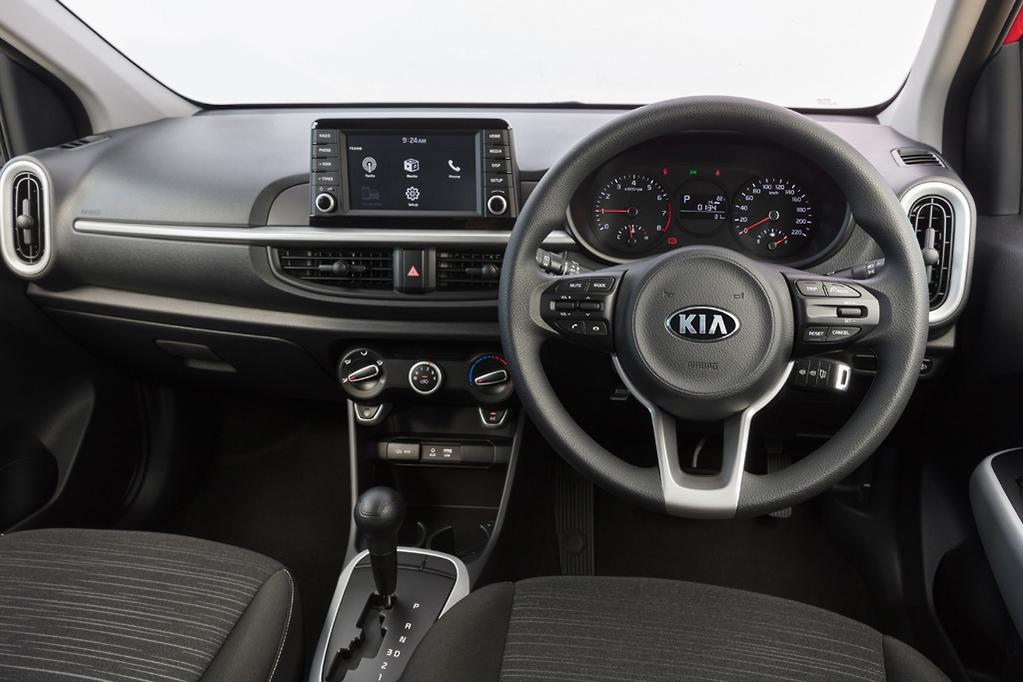 Kia Picanto 2017 Review - www carsales com au