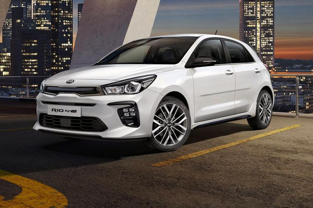 kia rio gt line ruled out for oz. Black Bedroom Furniture Sets. Home Design Ideas
