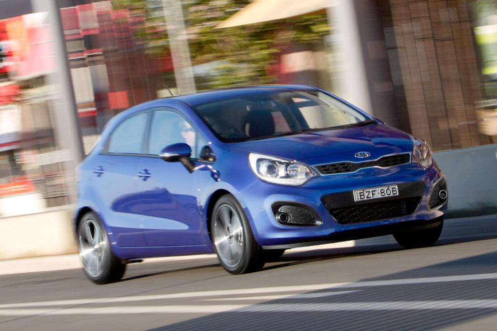 Buying Used: Kia Rio (2011-16) - www carsales com au