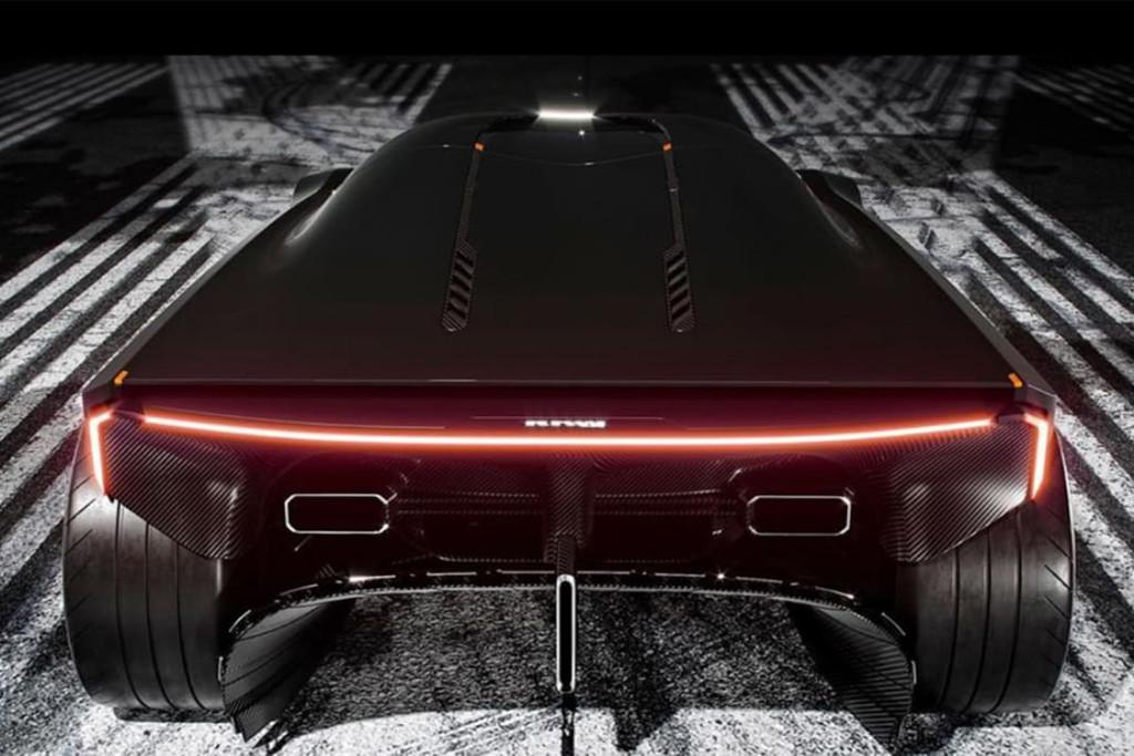 New Koenigsegg Raw hints at entry-level supercar - www.carsales.com.au