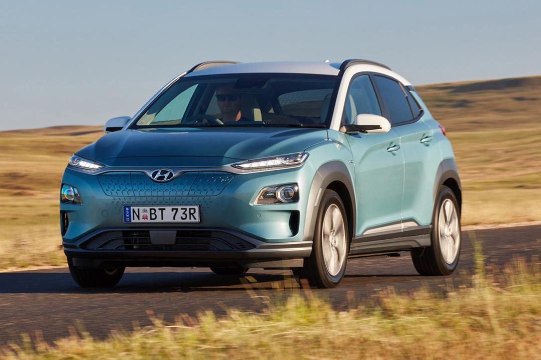 Hyundai Kona Electric 2019 Review Australia Carsales Com Au