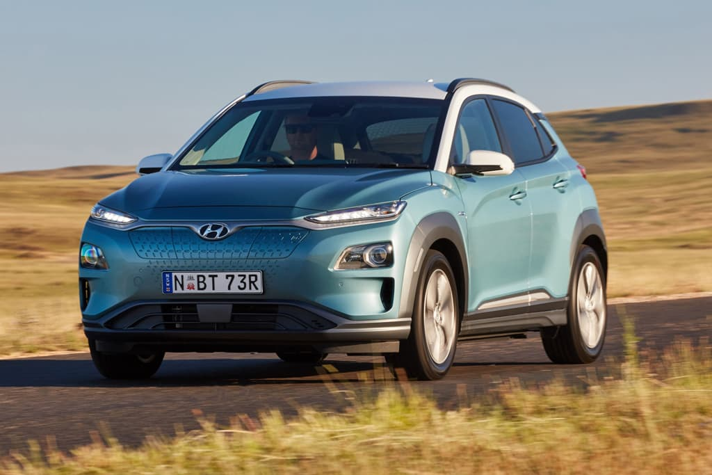 Hyundai Kona Electric 2019 Review Australia Www Carsales Com Au