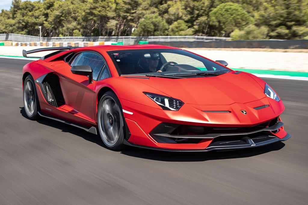 Lamborghini Aventador Svj 2018 Review International Www Carsales