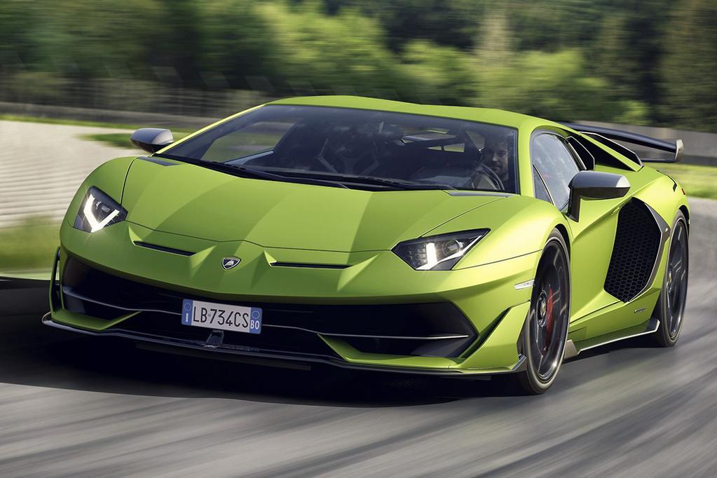 Lamborghini Aventador Svj Tops 1 Million Www Carsales Com Au
