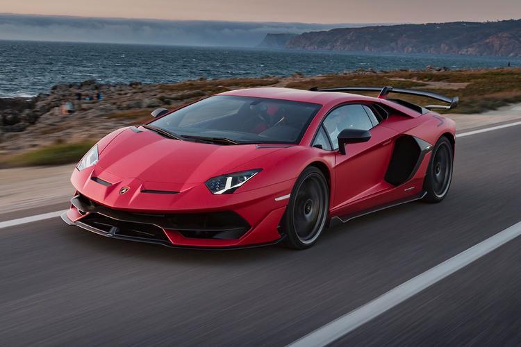 Lamborghini Aventador Svj 2018 Review International Www Carsales