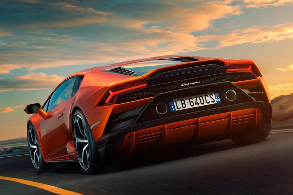 New Lamborghini Huracan Evo Revealed Www Carsales Com Au