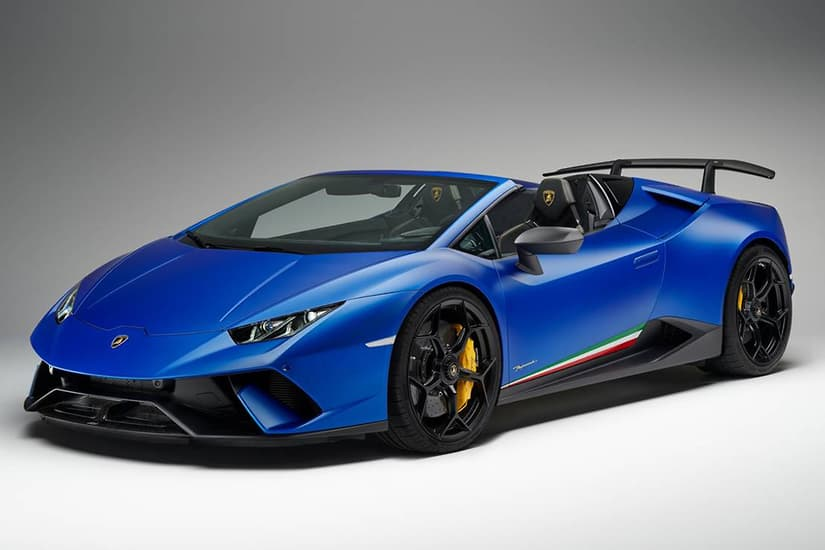 Lamborghini Prices Huracan Spyder Performante Www Carsales Com Au