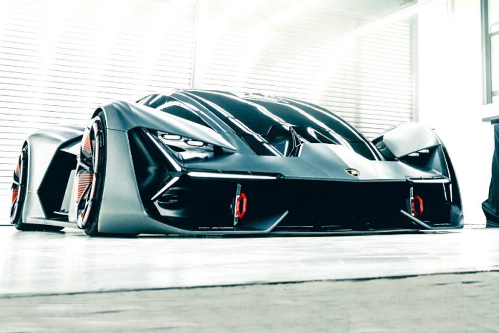 Lamborghini Terzo Millennio Ev Looks Insane Www Carsales Com Au