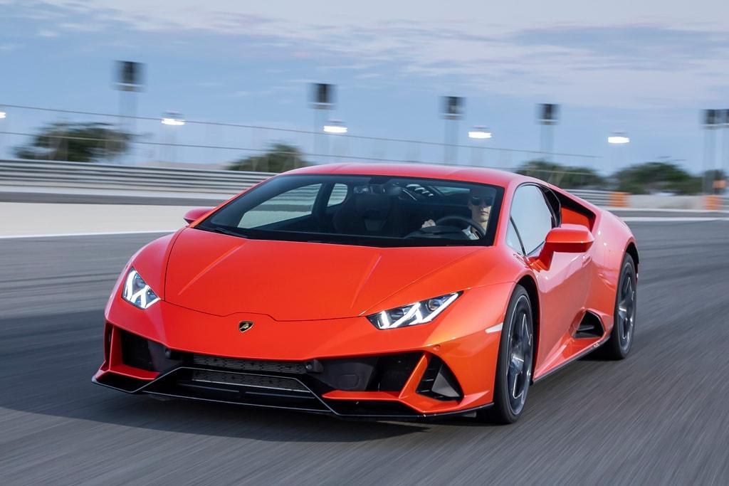 Lamborghini Huracan Evo 2019 Review International Www Carsales