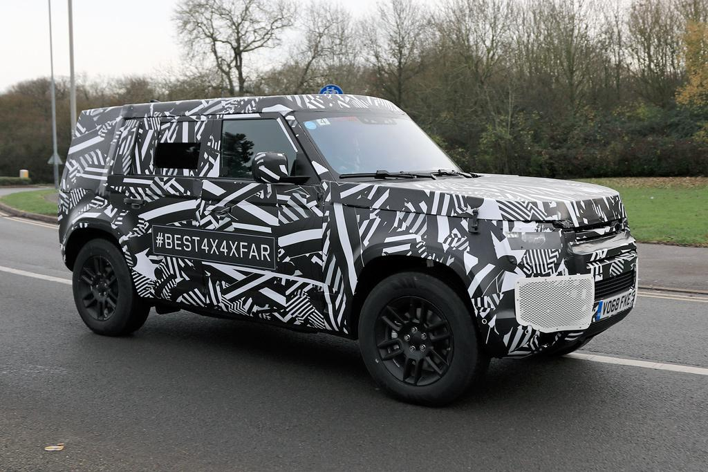 2020 Land Rover Defender Release Date >> New Land Rover Defender Here Early 2020 Www Carsales Com Au