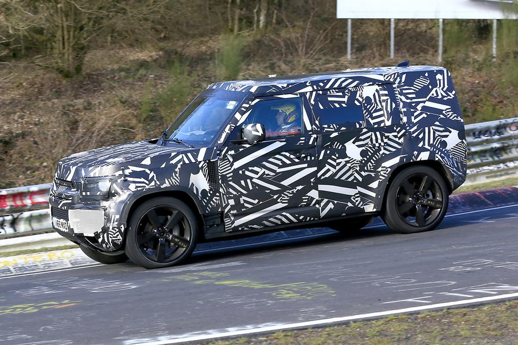 New Land Rover Defender here early 2020 - www carsales com au