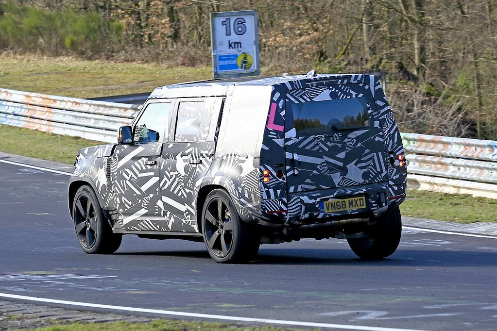2020 Land Rover Defender to go mainstream - www carsales com au
