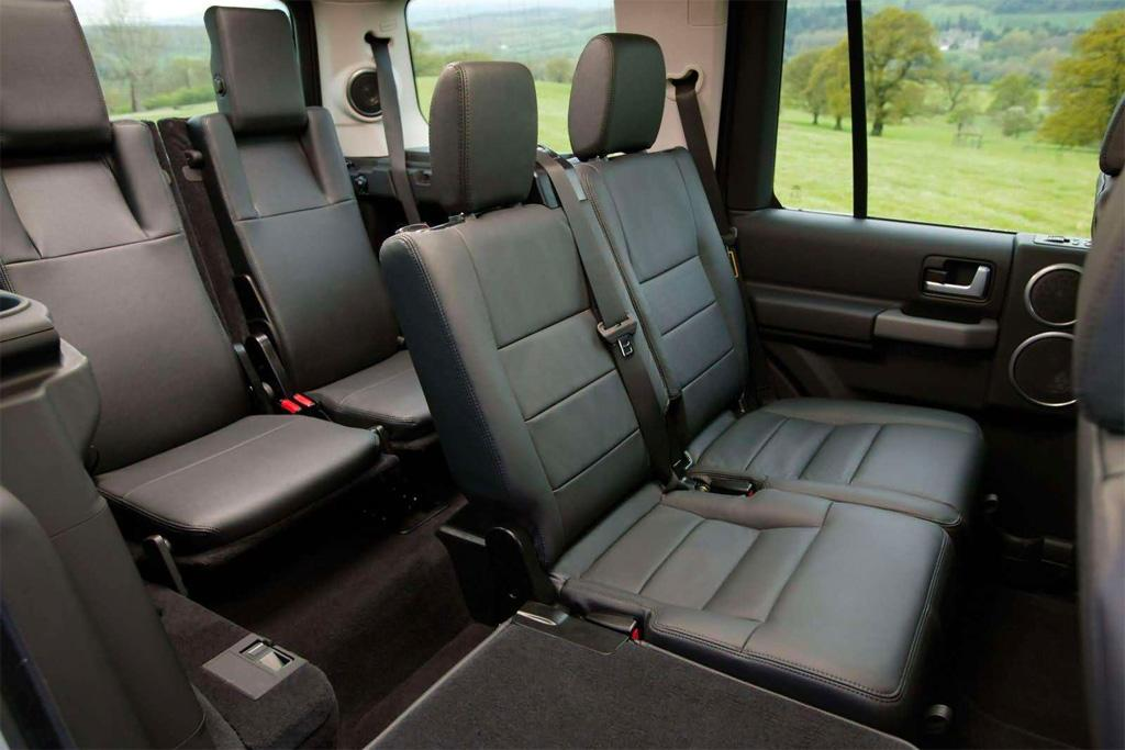 Land Rover Discovery 2005 Review Carsales