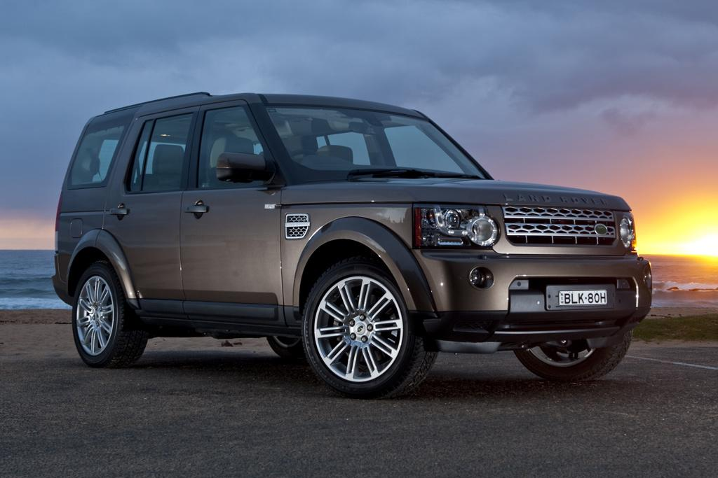 Buying Used: Land Rover Discovery 4 (2009-13) - www carsales
