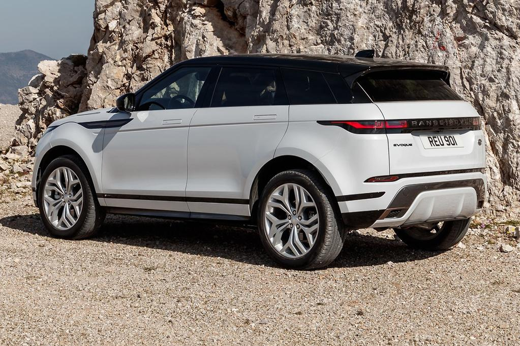 Range Rover Evoque 2019 Review – International - www