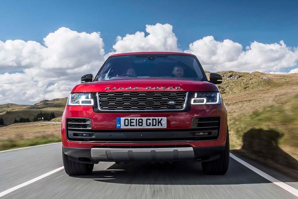BEST OF BRITISH: Range Rover 2019 Review - www carsales com au